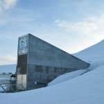 Global Seed Vault, Completed Seed Vault. Credit: Cary Fowler/Global Crop Diversity Trust