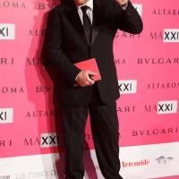 Roma, 29 11 2014 MAXXI. Acquisition Gala Dinner in occasione della mostra ''BELLISSIMA L'Italia dell'alta moda 1945 –1968''. nella foto: Carlo Verdone. Musacchio & Ianniello