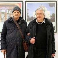 Gianfranco Baruchello e Antoni Muntadas