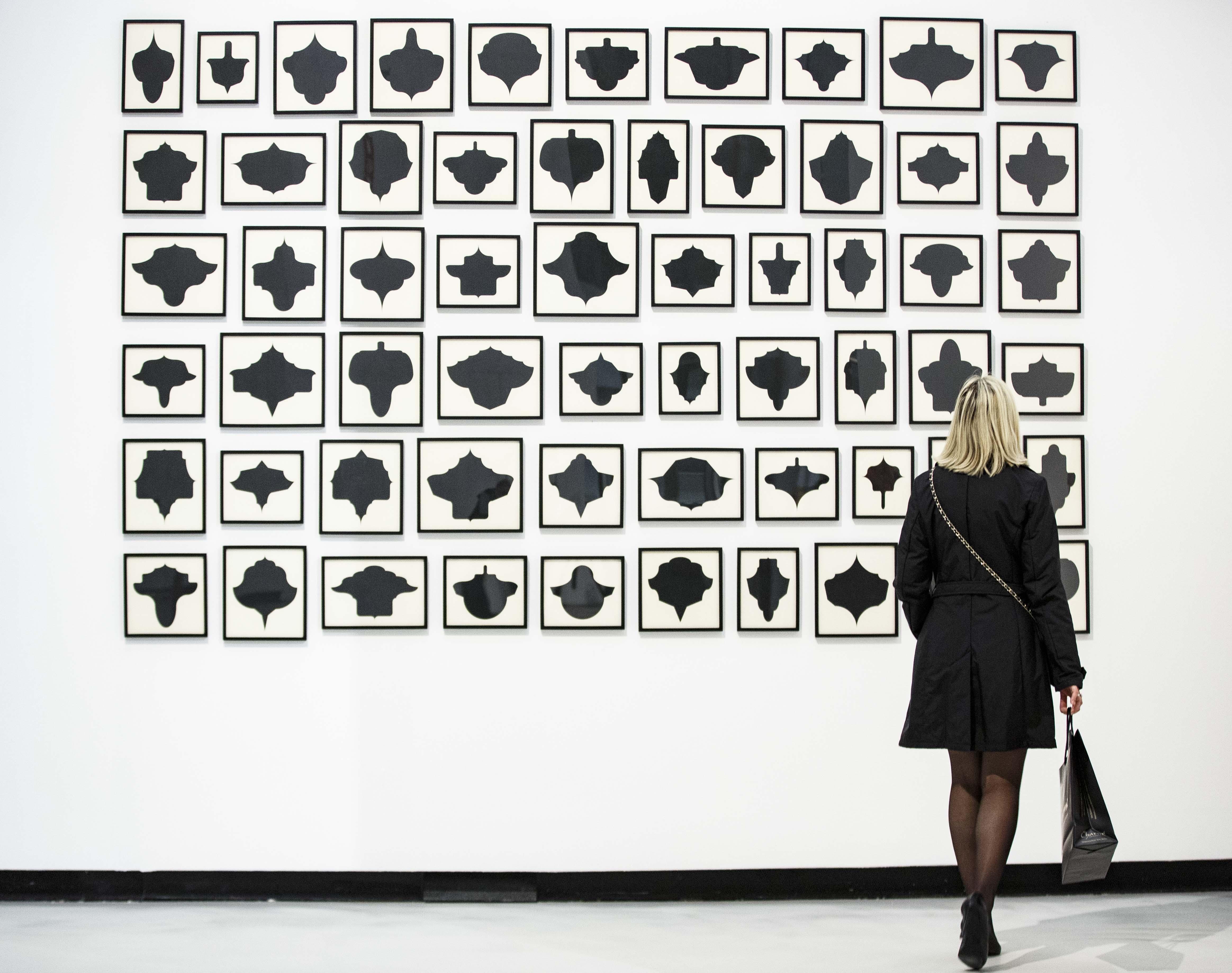 Roma, Museo del Maxxi, 21 05 2019AL NORTE DE LA TORMENTA. DA ROBERT RAUSCHENBERG A JUAN MUÑOZ©Musacchio, Ianniello & Pasqualini