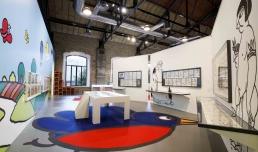 Altan. Pimpa, Cipputi e altri pensatori | Photo © Musacchio, Ianniello & Pasqualini, courtesy Fondazione MAXXI