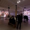 Roma, 10 03 2016 Museo MAXXI. Inaugurazione delle mostre Amos Gitai e Hilights Visions. ©Musacchio & Ianniello******************************************************NB la presente foto puo' essere utilizzata esclusivamente per l' avvenimento in oggetto, per una ripresa dello stesso o comunque per pubblicazioni riguardanti la Fondazione MAXXI********************************************************