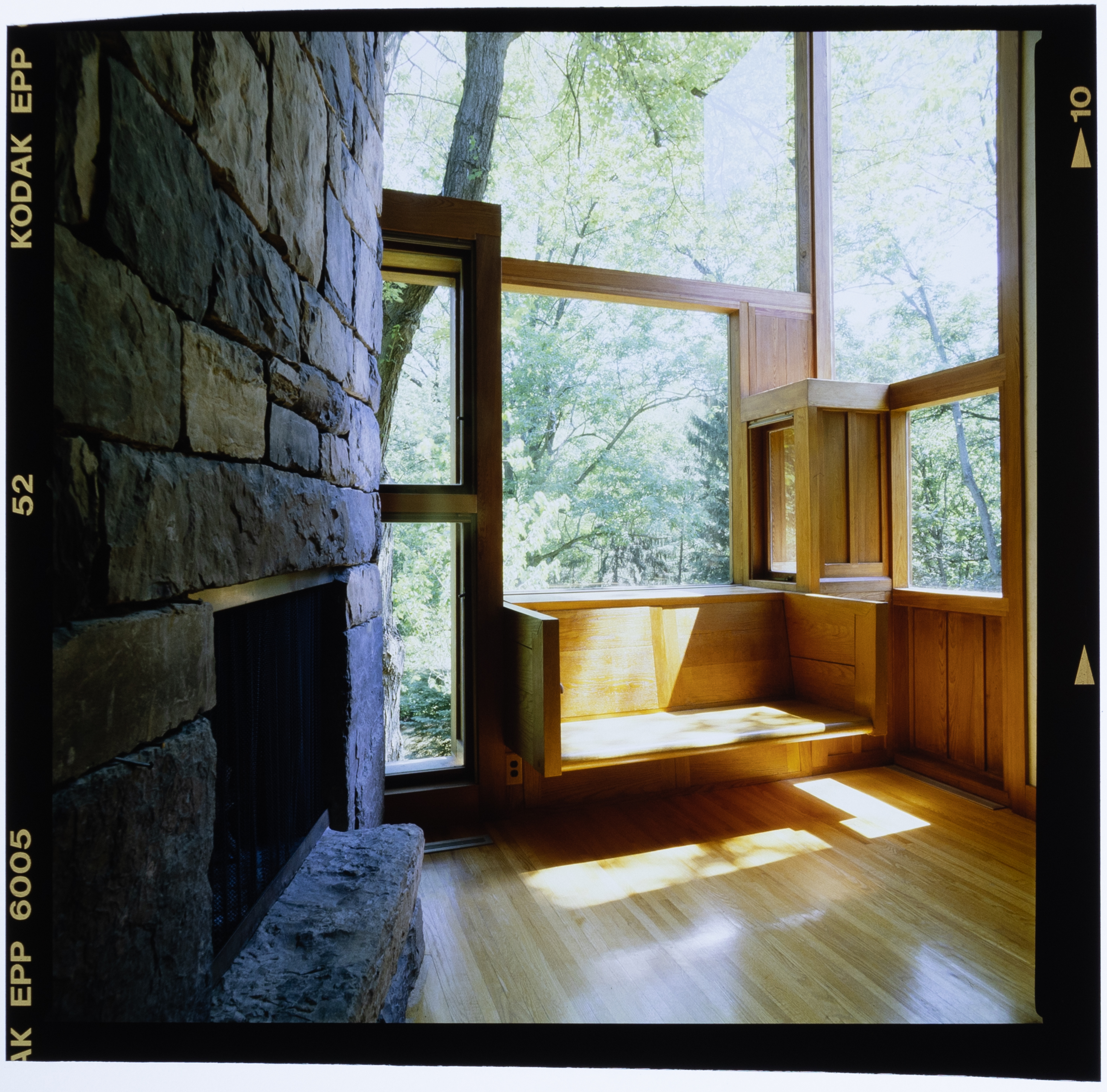 Roberto Schezen, Dr. and Mrs. Norman Fisher House, Hatboro, Pennsylvania  1960-67, 2001 ca., Courtesy Fondazione MAXXI