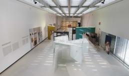 At Home 20.20 progetti per l'abitare contemporaneo | Photo © Musacchio, Ianniello & Pasqualini, courtesy Fondazione MAXXI