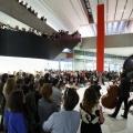 Roma, 01 06 2016 Museo MAXXI. Preview della mostra BENVENUTO! SISLEJ XHAFA