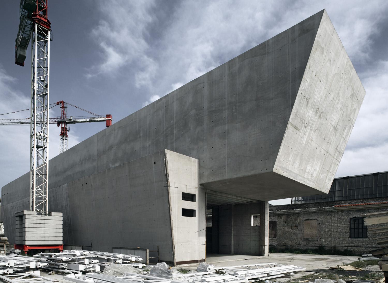 maxxi museum architecture