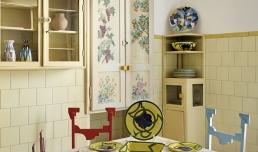 CASA BALLA, Via Oslavia Cucina / Kitchen | Foto M3Studio, Courtesy Fondazione MAXXI © GIACOMO BALLA, by SIAE 2021
