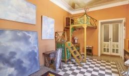 CASA BALLA, Via Oslavia Camera di Elica / Elica's room | Foto M3Studio, Courtesy Fondazione MAXXI © GIACOMO BALLA, by SIAE 2021