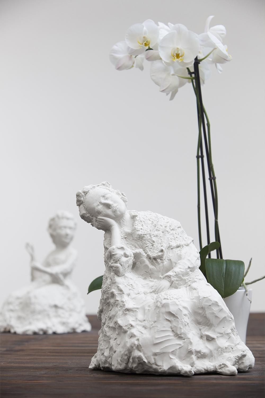 Kiki Smith, Large Dessert, 2004-2005, MAXXI - Museo nazionale delle arti del XXI secolo, Roma, courtesy Fondazione MAXXI