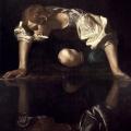 Caravaggio, Narciso, Roma, Gallerie Nazionali Barberini Corsini, inv. 1569