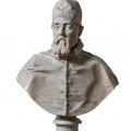 Gian Lorenzo Bernini, Urbano VIII, Roma, Gallerie Nazionali Barberini Corsini, inv. 2521