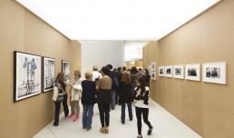 Roma, 01 06 2016 Museo MAXXI. Preview della mostra EXTRAORDINARY VISIONS. L'ITALIA CI GUARDA