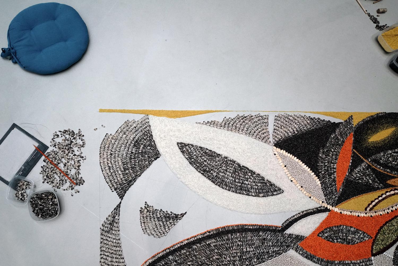 Bruna Esposito, e così sia..., 2000. Collezione MAXXI. Photo Luis do Rosario, Courtesy Fondazione MAXXI