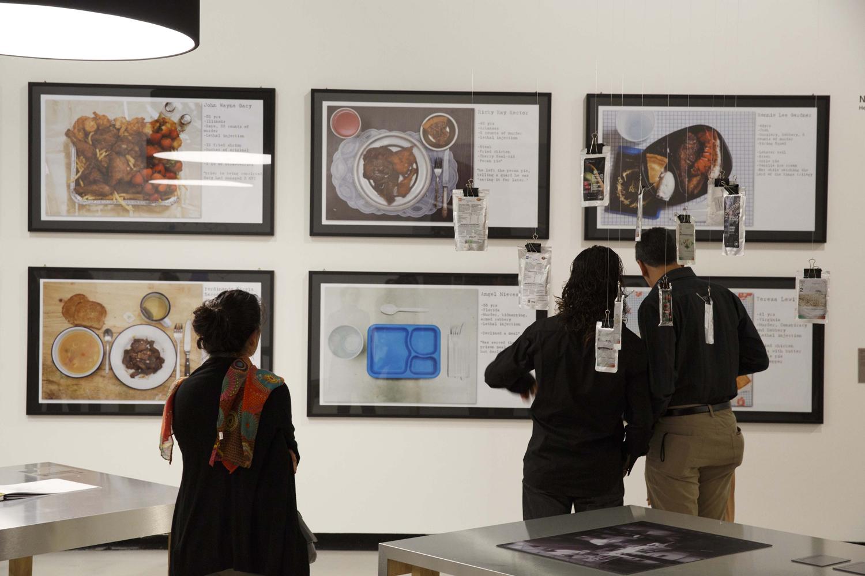 FOOD dal cucchiaio al mondo.  Photo Musacchio&Ianniello. Courtesy Fondazione MAXXI