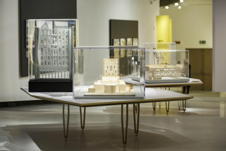 Gio Ponti. Amare l'architettura | Photo © Musacchio, Ianniello & Pasqualini, courtesy Fondazione MAXXI