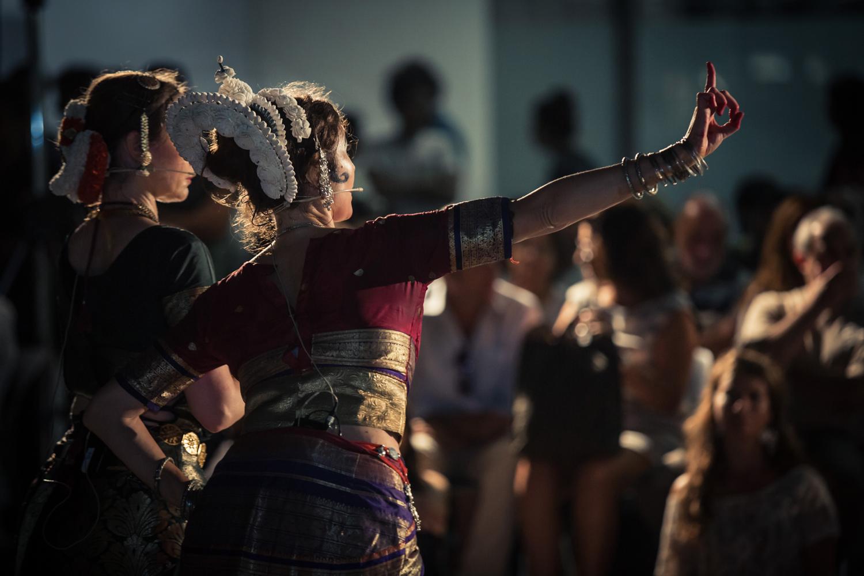 Great Night India | Yakṣiṇī. Le ninfe dai boschi dell'India