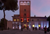 Move The Museum, Villa Farinacci, photo Luca Dammicco