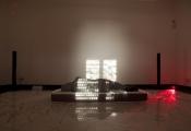 Enrico Boccioletti, Variazione: Intraducibile, 2018. Move The Museum, Villa Farinacci, photo Luca Dammicco