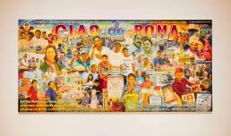 Navin Rawanchaikul. Ciao da Roma | foto © Musacchio, Ianniello & Pasqualini, courtesy Fondazione MAXXI