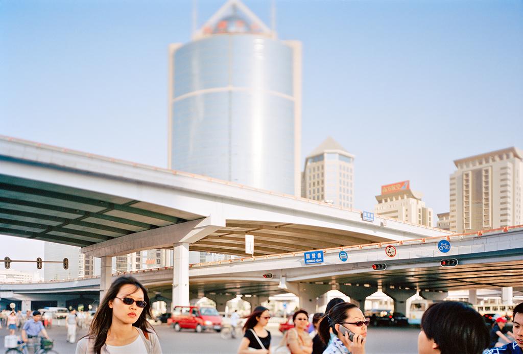 Olivo Barbieri, Beijing, China, 2001