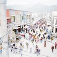 Olivo Barbieri, Lhasa, 2000 da: Virtual Truths 2011