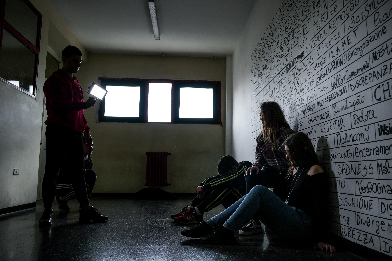 WELCOME! Nuovi spazi per comunicare, crescere, condividere - Foto © Gianfranco Fortuna, courtesy Fondazione MAXXI