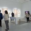 """Roma, 21 06 2016 Museo MAXXI. Inaugurazione della mostra """"Shahzia Sikander: Ecstasy As Sublime, Heart As Vector''"""