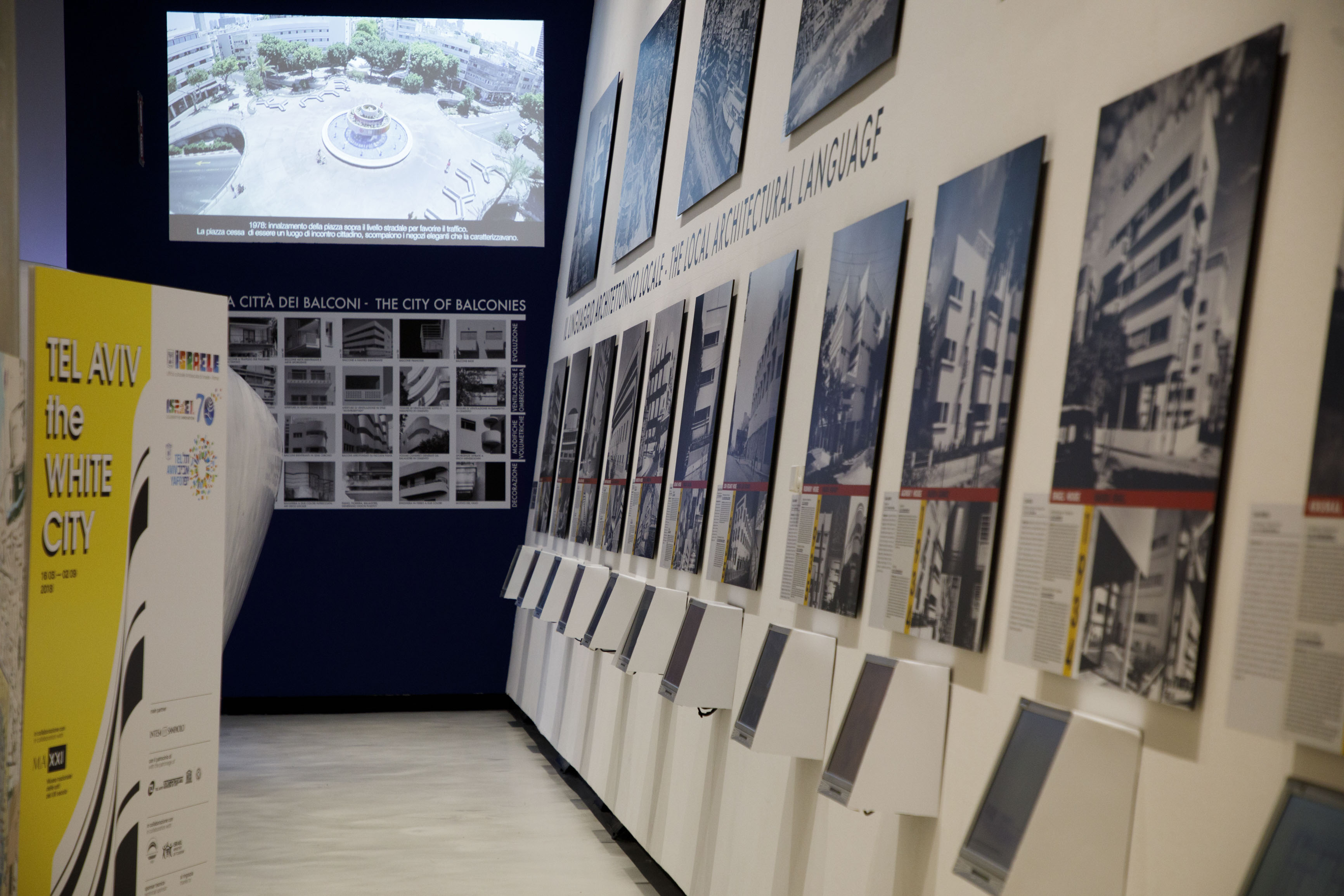 TEL AVIV THE WHITE CITY ©Musacchio & Ianniello, courtesy Fondazione MAXXI