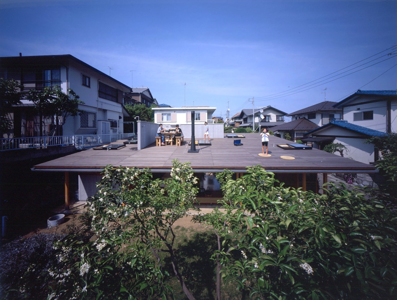 The Japanese House. RoofHouse_(c)Katsuhisa Kida.jpg