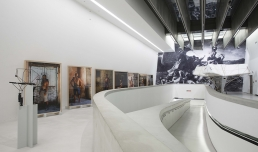Roma, Museo MAXXI, mostra Transformers. Didier Fiuza Faustino, Photo ©Musacchio & Ianniello