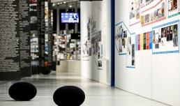Una storia per il futuro. Dieci anni di MAXXI | Photo © Musacchio, Ianniello & Pasqualini, courtesy Fondazione MAXXI