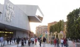 Roma, 21 06 2016 Museo MAXXI. Inaugurazione della mostra YAP Young Architects Projects 2016