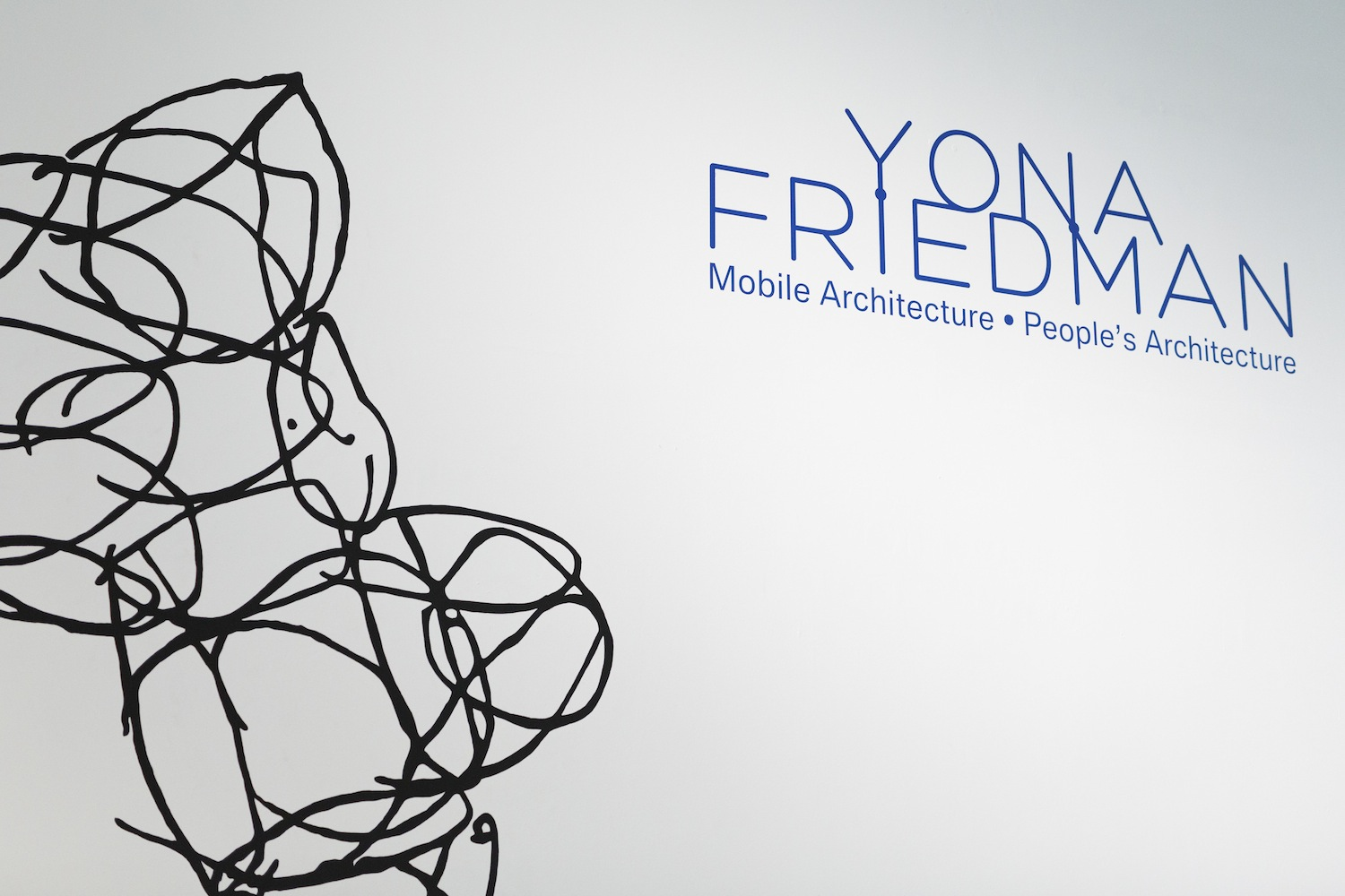 Architecture People yona friedman. mobile architecture, people's architecture | maxxi