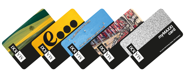 membership card mymaxxi maxxi