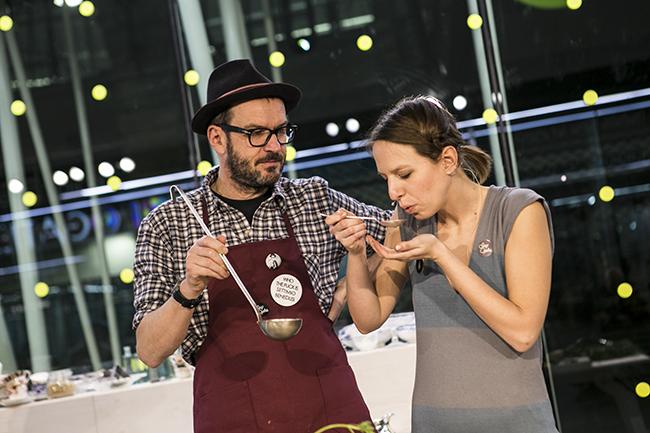 Al MAXXI il cibo diventa lo strumento per parlare di arte e cultura