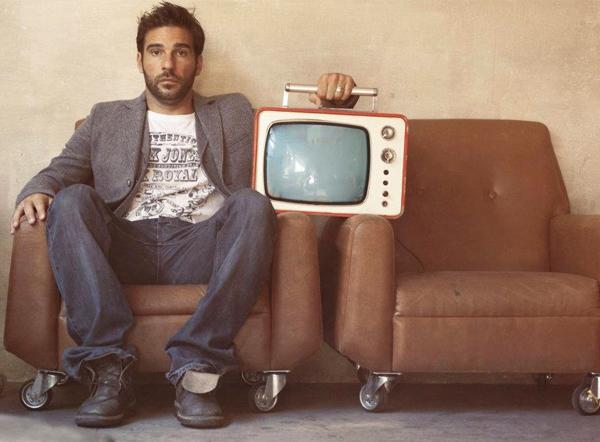 Una foto dell'attore e regista Edoardo Leo