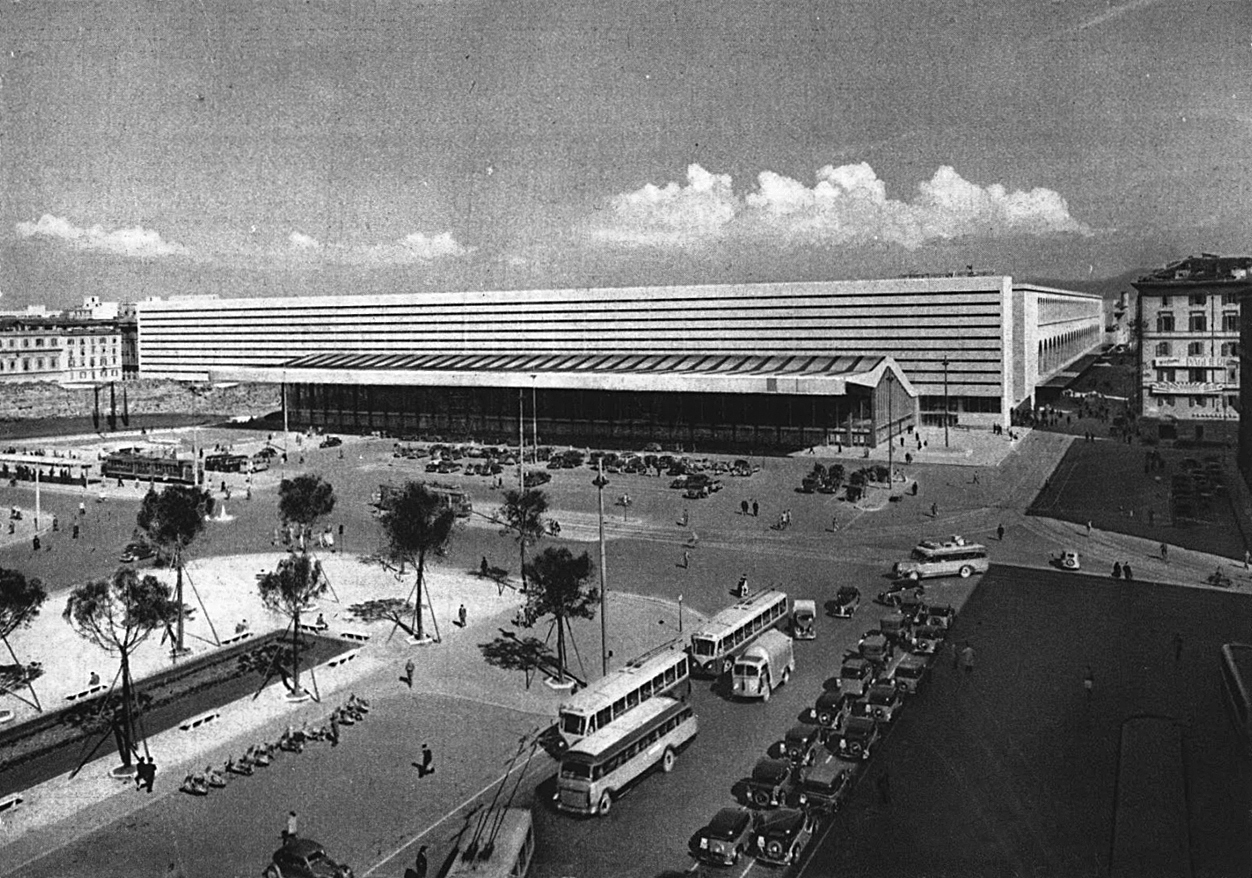 rome 1943 1970 urban plans architectural projects built works maxxi