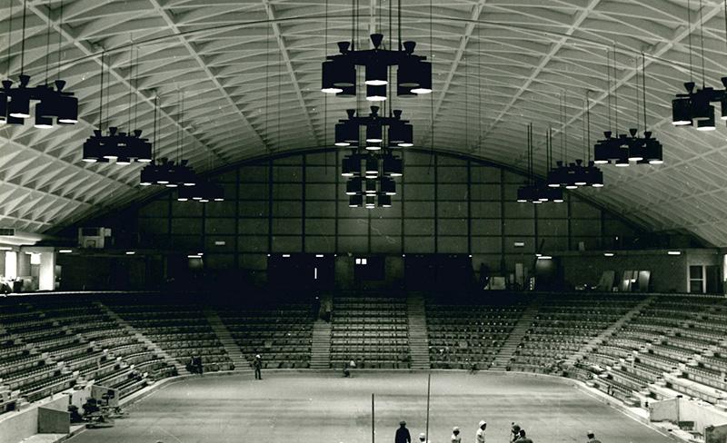 Pier Luigi Nervi  Architecture for sport | MAXXI