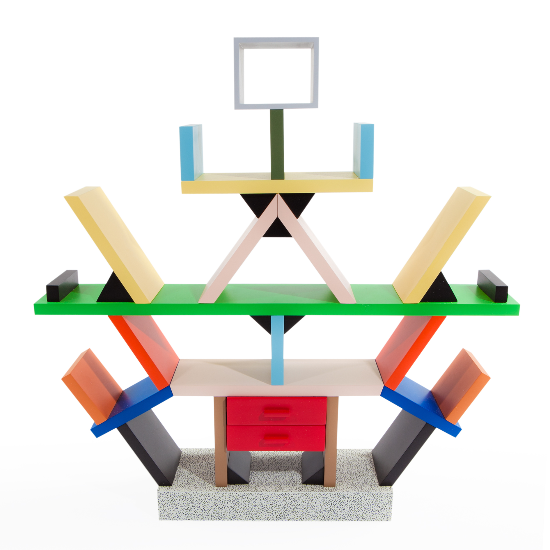 Design Alessandro Mendini.The Seventies And Eighties The Alchimia And Memphis