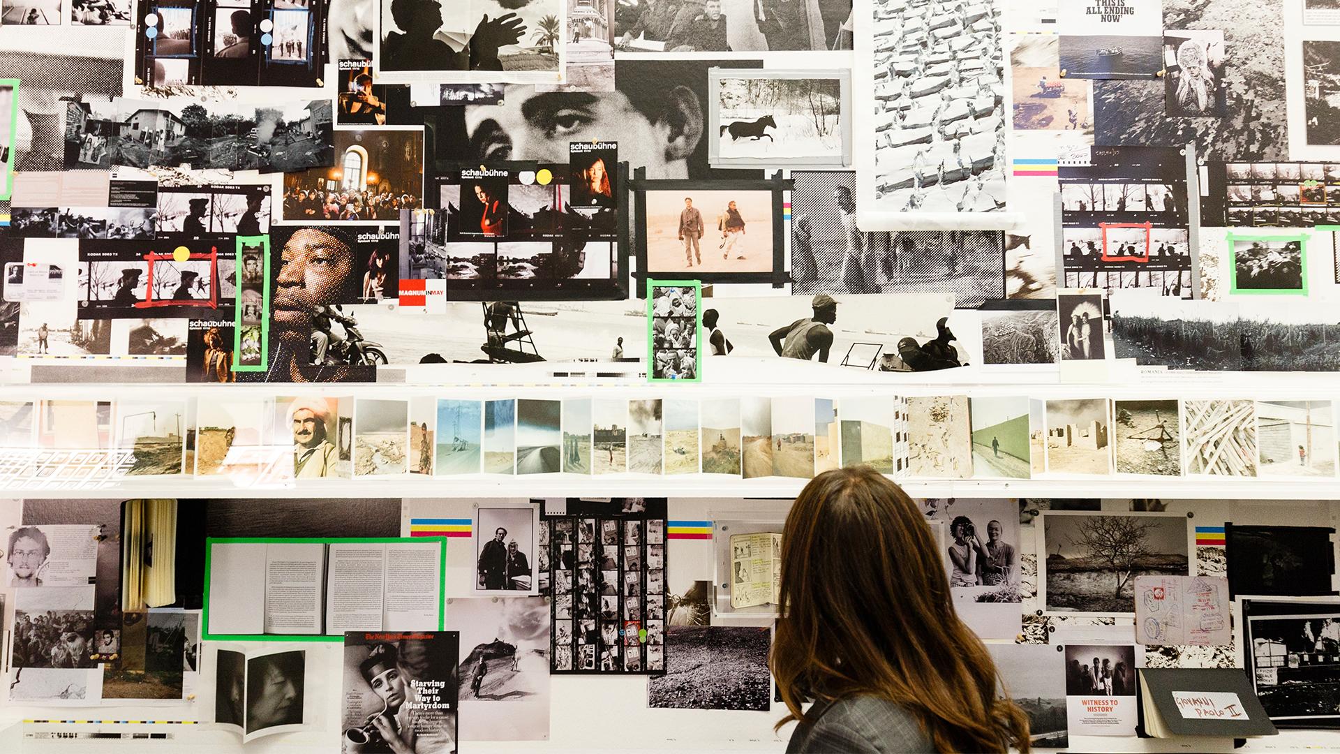 Come Costruire Un Mosaico un mosaico di sguardi: come costruire una fotografia | maxxi